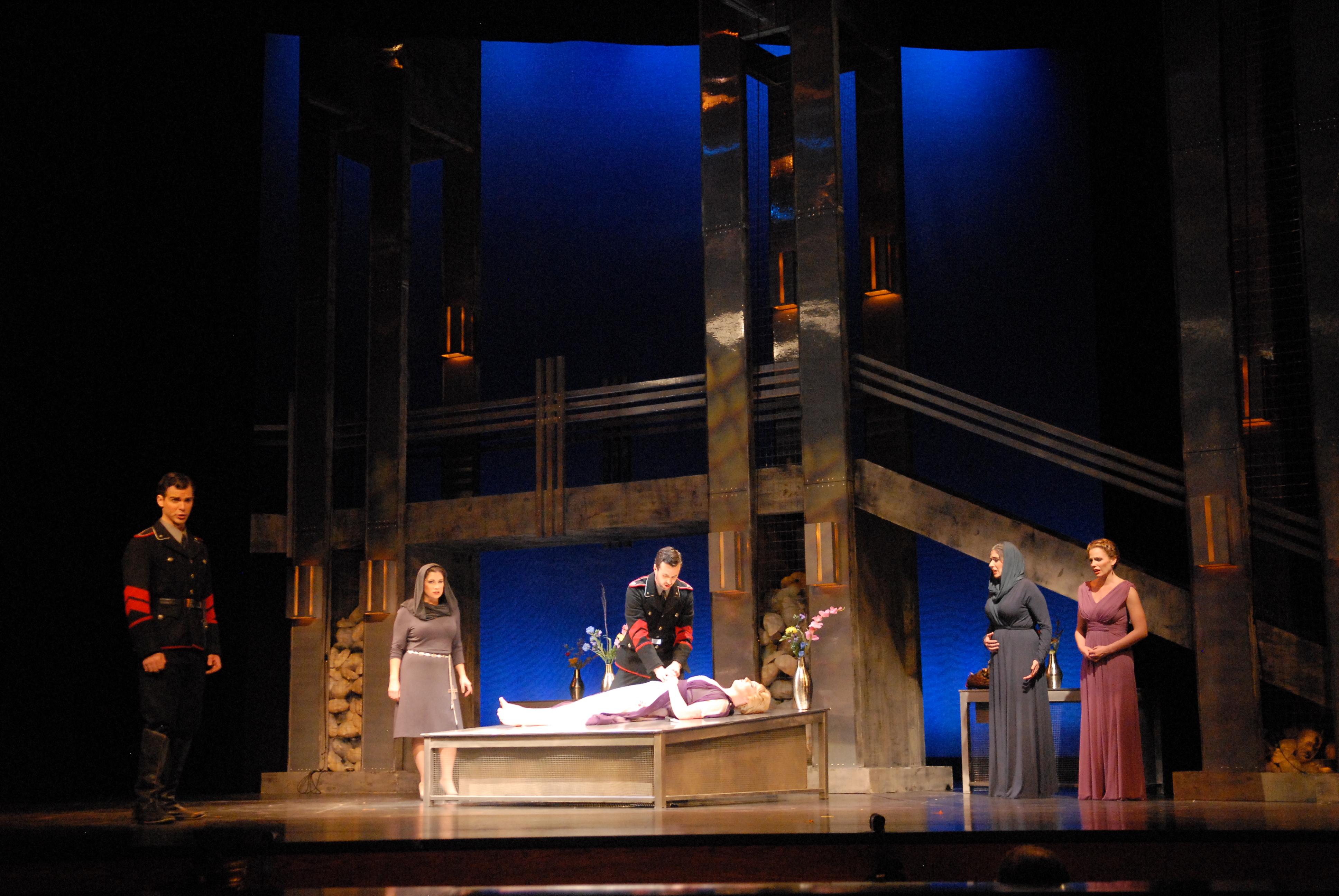 The Rape of Lucretia - 2010